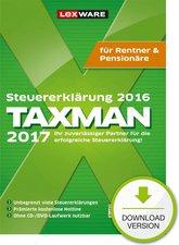 Lexware Taxman 2017 Rentner & Pensionäre (DE) (ESD)