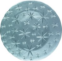Nachtmann Platzteller Stars silberfarben 32 cm