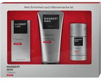 Marbert Man Classic Sport Set (Edt 50ml + SG 200ml + DS 75ml)