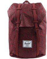 Herschel Retreat Backpack winetasting metric/winetasting rubber