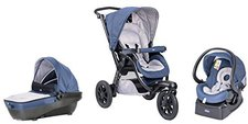Chicco Trio Activ3 Top Blue Passion