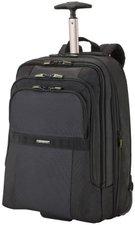 Samsonite Infinipak Trolley Laptop Backpack 17,3'' black/black