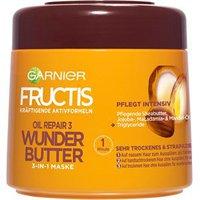 Garnier Fructis Oil Repair 3 Wunder Butter Creme 3-in-1 Vielseitige Creme-Kur (400ml)