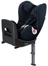 Cybex Sirona Plus Midnight Blue