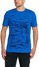 Vaude Men's Gleann Shirt III hydro blue