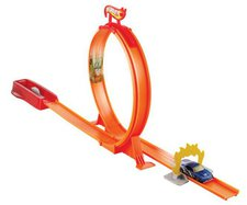 Mattel Hot Wheels Danger Bridge / Loop & Jump