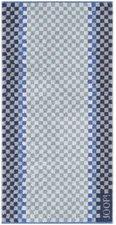 Joop! Plaza Mosaic Saunatuch azur (80x200cm)
