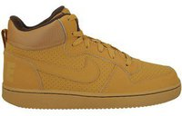 Nike Court Borough Mid GS haystack/baroque brown/light brown