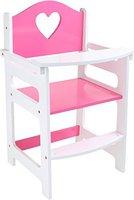 Small Foot Design Puppenhochstuhl pink (3486)
