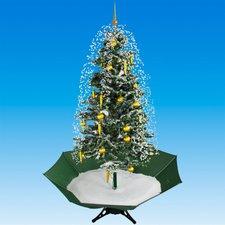 Dema Schneiender Weihnachtsbaum 195cm