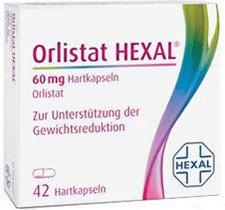 Hexal Orlistat 60 mg Hartkapseln