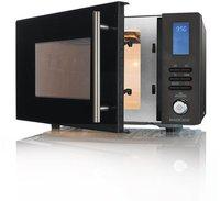 Silvercrest Multimedia SMW 800 D3 schwarz