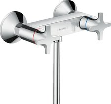 hansgrohe Logis Classic 2-Griff Brausemischer (71260000)