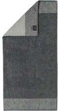 Cawö Luxury Home Two-Tone Saunatuch graphit (80x200cm)