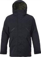 Burton Breach Snowboard Jacket True Black/Keef