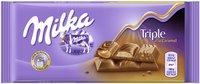 Milka Triple à la Caramel (90g)