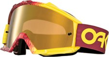 Oakley Proven MX Factory Fade Red/Yellow