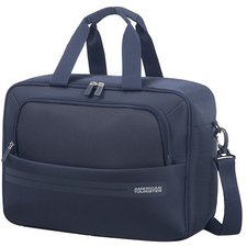 American Tourister 3-Way Boarding Bag midnight blue