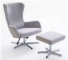 MCA-furniture Ingria mit Wippfunktion inkl. Hocker