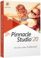 Pinnacle Studio 20 Standard (Multi) (Box)