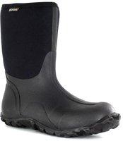 Bogs Footwear Classic Mid Rain Boots Men black