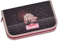 Scout Etui 23-tlg. Pink Dino