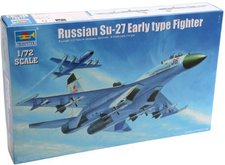 Trumpeter Russische Su-27 Early Type Fighter (01661)