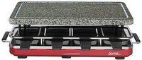 Spring Switzerland Raclette 8 mit Granitplatte rot