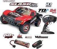 Traxxas Slash VXL 2WD Brushless Short-Course Truck (58076-21)
