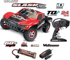 Traxxas Slash VXL 2WD Brushless Short-Course Truck (58076-21)