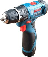 Bosch GSB 10,8-2-LI Professional 2 x 1.5Ah (06019F3000)