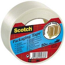 Scotch Verpackungsklebeband 50mm x 50m transparent (C5050T)