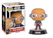 Funko Pop! Star Wars: Episode 7 - Maz Kanata