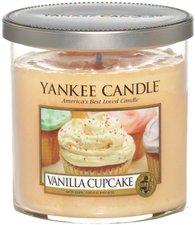 Yankee Candle Decor S Pillar Vanilla Cupcake sonnengelb 8,3x8,3x8,7cm (1162790E)