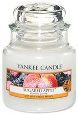 Yankee Candle Duft: Sugared Apple weiß S (1244683E)