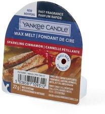 Yankee Candle Dufttart Wachs braun 5,8x5,7x1,7cm (1100956E)