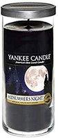 Yankee Candle Kerze im Glas Midsummer Night schwarz L (1281889E)