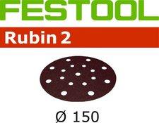 Festool Schleifscheiben Rubin2 STF D=150mm 16-Loch P100, 10Stk.