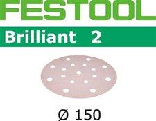Festool Schleifscheiben Brilliant2 STF D=150mm 16Loch P150, 100Stk.