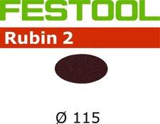 Festool Schleifscheiben Rubin2 STF D=115mm P150 ungelocht, 50Stk.