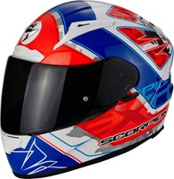 Scorpion Exo-2000 Evo Air Brutus white/red/blue