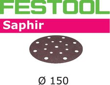 Festool Schleifscheiben Saphir STF D150mm 16-Loch P36, 25Stk.