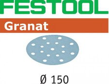 Festool Schleifscheiben Granat STF D150mm 16-Loch P360, 100Stk.