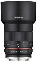 Samyang Premium MF f1.2 85mm