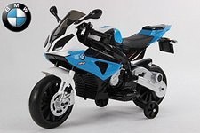 ES-Toys Elektro Kindermotorrad Dreirad