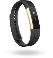 Fitbit alta schwarz / gold S