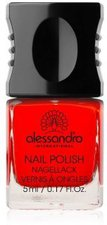 Alessandro Colour Explosion Nail Polish - 112 Classic Red (5ml)