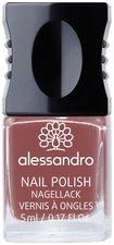 Alessandro Colour Explosion Nail Polish - 910 Rosy Wind (5ml)