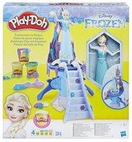 Play-Doh Disney Frozen Eiskönigin Elsa mit Eispalast