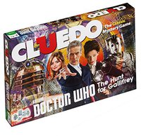Winning Moves Cluedo - Doctor Who: The Hunt of Gallifrey